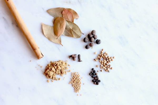 homemade pickling spice mix
