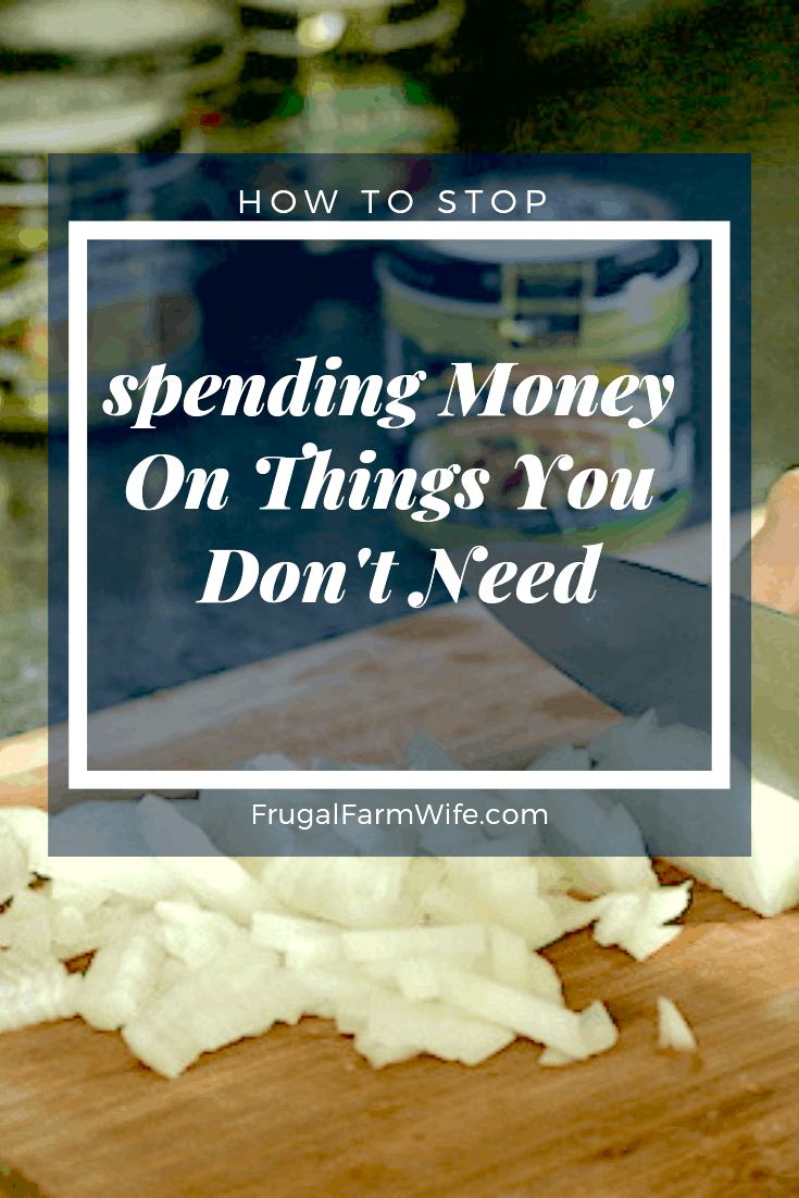 Do you feel like you spend more than you should? Here's How To Stop Spending Money On Things You Don't Need.