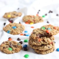 Gluten-Free Monster Cookies Recipe