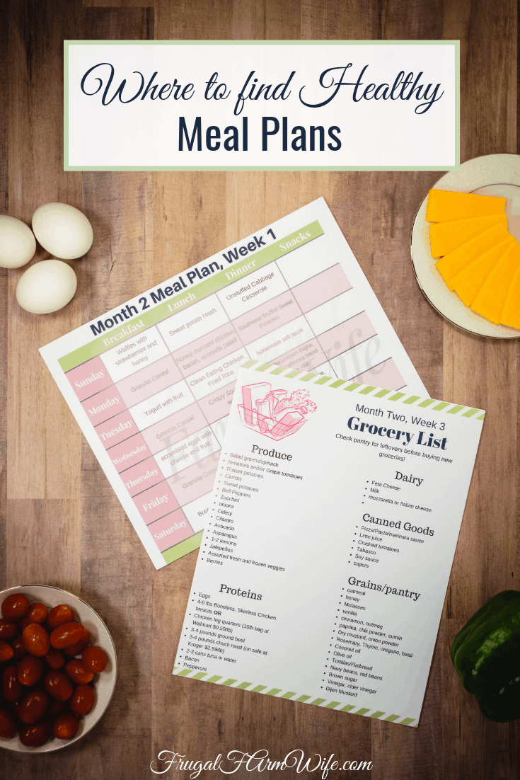 If you're on the lookout for healthy meal plans, this article is a huge help!