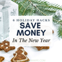 6 Holiday Hacks to Save Money In The New Year