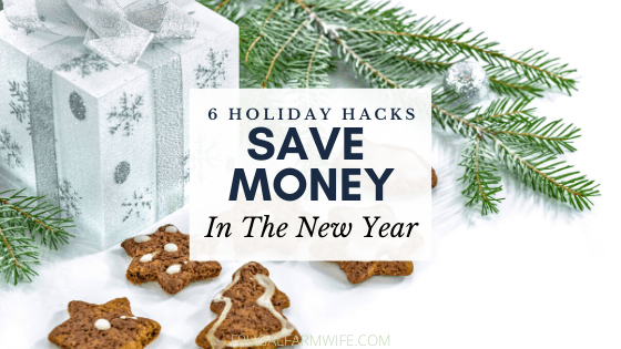 hacks for the holidays that will save you money the whole year/.