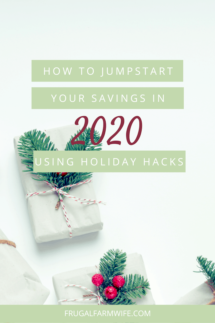 Holiday Hacks that will save you money all year!