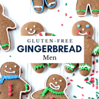 Gluten-Free Gingerbread man Recipe