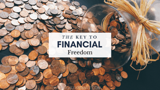 What you need to know to achieve financial freedom