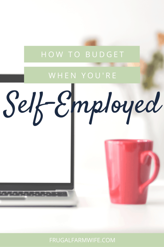 Knowing How to Budget When You're Self-Employed is incredibly important for long-term success.