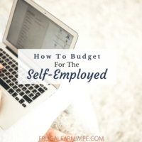 How To Budget When You're Self-Employed