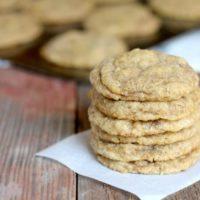 gluten-free pumpkin snickerdoodles recipe