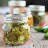 How to Make Pickled Jalapeños