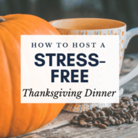 How to pull off a Stress Free Thanksgiving