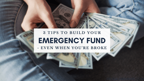 3 ways to build your emergency fund