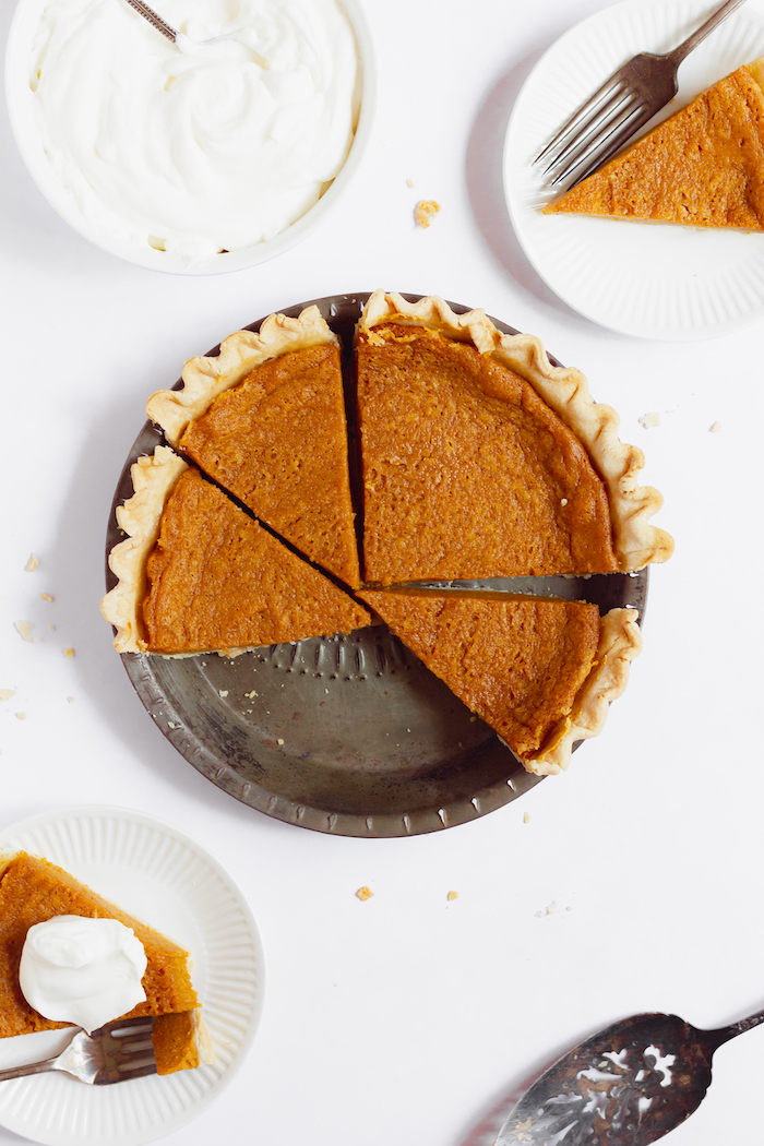 how to make sweet potato pie with simple ingredients