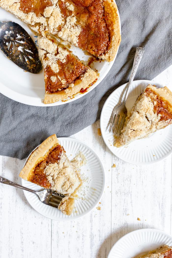 wet bottom shoofly pie recipe